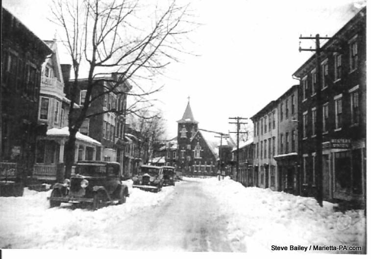 Historic Town – Marietta, PA
